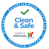Clean and Safe Stamp, Affiance Travel