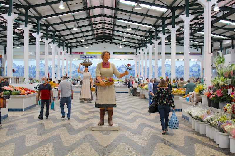 Setubal, Mercado do Livramento